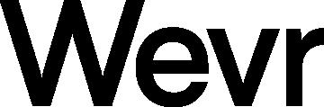 Wevr's logo