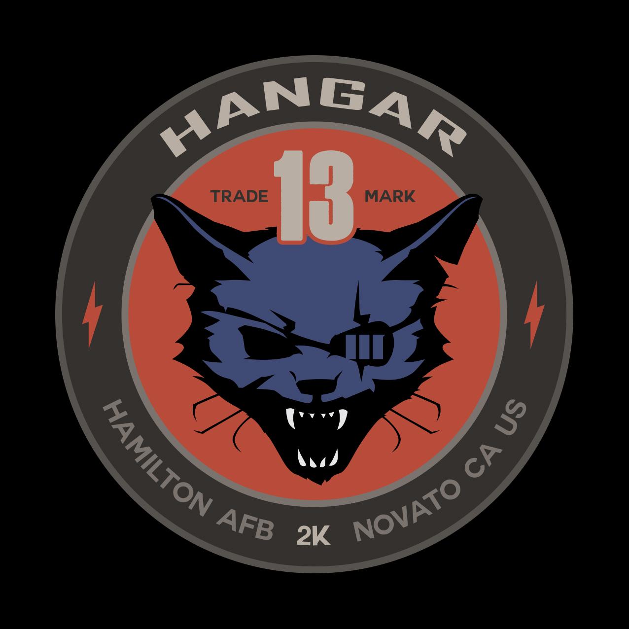 Hangar 13's logo