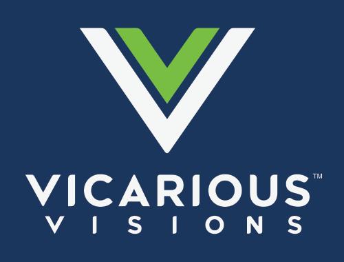 Vicarious Visions / Activision's logo