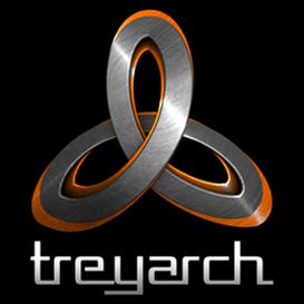 Treyarch / Activision's logo