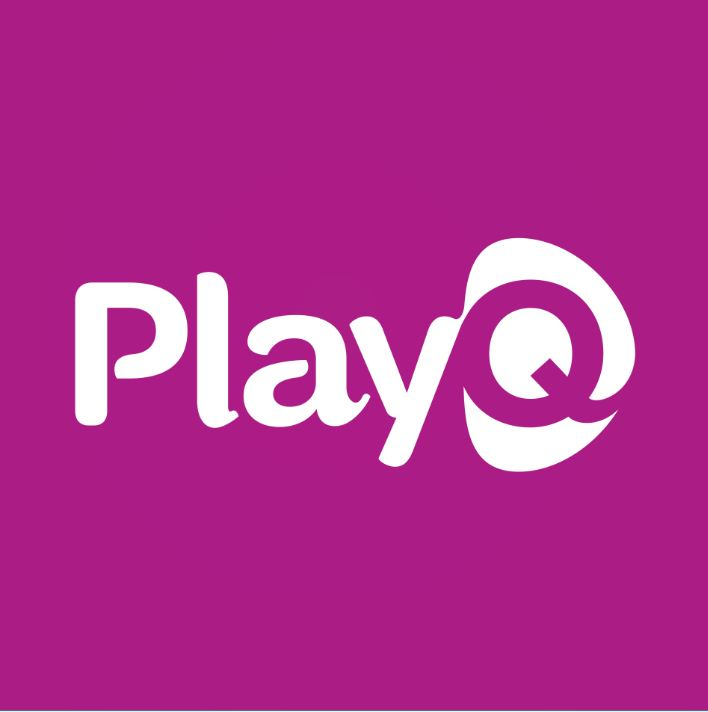 PlayQ's logo